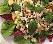 Savory Salads / Great salad recipes