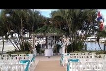 Beach Nautical Wedding