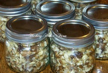Recipes - Storing food products / by Veronna Barksdale