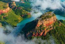 South African Bucket list