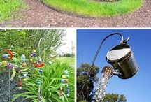 whimsy to your garden