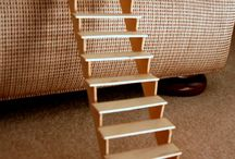 miniature  staircase