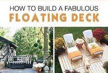 Garden -Deck idea
