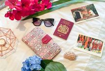 La Blonde Voyage:Travel
