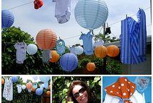SURINA BABYSHOWER / DECORATING IDEAS