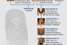 Egyptian pharaos