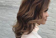 Brunette Haircolor Inspiration