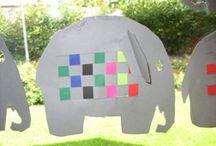 Elmer de olifant (prentenboek)