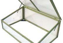 Small Greenhouses / Design ideas for small greenhouses