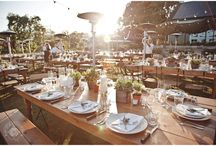 Outdoor. Rustic. Nature Inspired. / Decor and details to help pull off an outdoor event or bring outside elements inside a space to create a nature inspired party.