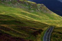 Travels - England, Scotland, Wales