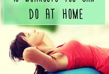 Getting Healthy! / by Becca Mayernik