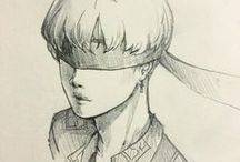 BTS DRAWING