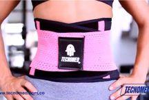 Fajas tecnomed fitness moldeadoras