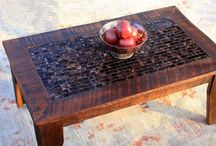 Coffee table inspiration / by Mel J.