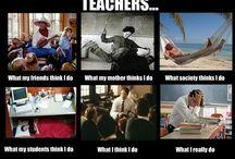 Funny teach