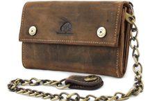 Portfel na łańcuchu / Czy znasz markę Greenburry? Przedstawiamy kultowy już portfel na łańcuchu dla mężczyzn.