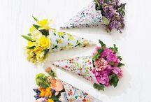 Flower bouquets / flowers
