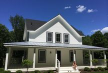 Farmhouse 25 - Country Living's 2014 House of the Year / In #Rhinebeck, NY, #CatskillFarms' Farmhouse is Country Living Magazine's 2014 House of the Year