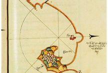 Cartografia histórica del Estrecho de Gibraltar