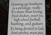 Southern living  / by Orchid