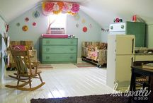 Girly Spaces / by Sarah Beezhold Husser