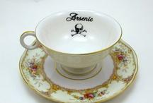 Tea time / Quirky & unusual tea sets