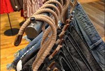 Merchandise Displays - Jeans
