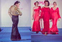 Eva Zamorano | Pasarela Solidaria Moda Fiesta y Flamenca 2016