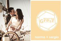 Fotografía boda Cantabria, Norma + Sergio / La fotografía de boda nos deja imagenes tan tiernas como la de esta pareja.