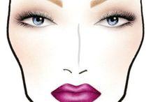 Face makeup