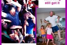 When kids happen....