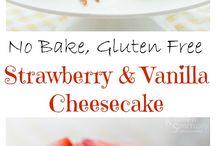 Gluten free recipe ideas