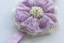 flor de renda lilás c marfim