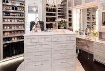 Closet Ideas / Closet ideas and organization