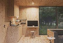 wood | interior design