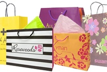 Customer's Bags / Some of our Customers Pins, Bags and exciting products. / by Barry Packaging