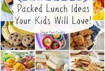 school lunch ideas / by Kellie Madison