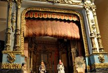 puppets, marionettes, theatres