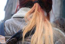 hair / by Sydney Springer