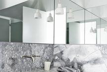 Natural Stone bathrooms / Various natural stone bathrooms