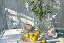 5 fruits et légumes par jour / Voici quelques idées de tableaux pour décorer votre cuisine ou salle à manger !