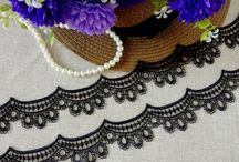 Lace Trims For DIY