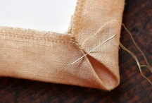 Crafts - Stitching