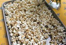 Popcorn and Pumpkin seeds / by Jenn Wallace