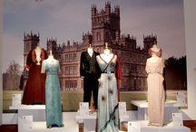 Downton Abbey Fashions / by Judy E Sinclair