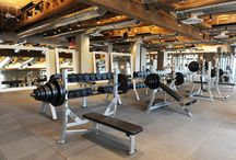 fitness center design