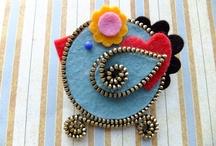 zipper creations