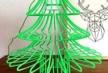 Christmas Lampshades