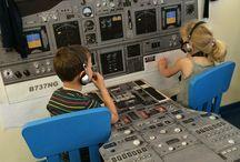 themahoek vliegtuig